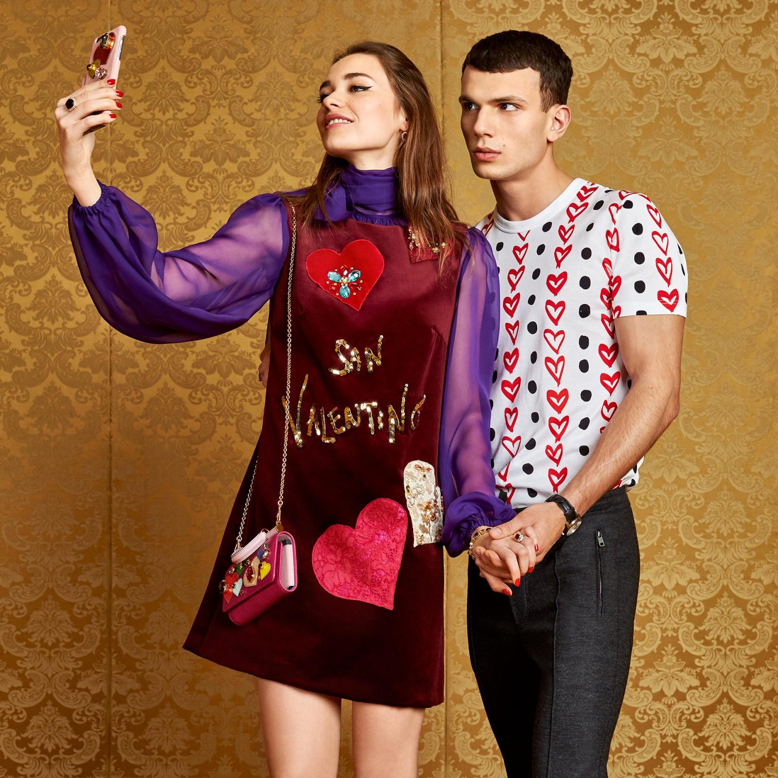 Amor & Moda: La colección San Valentín de Dolce & Gabbana