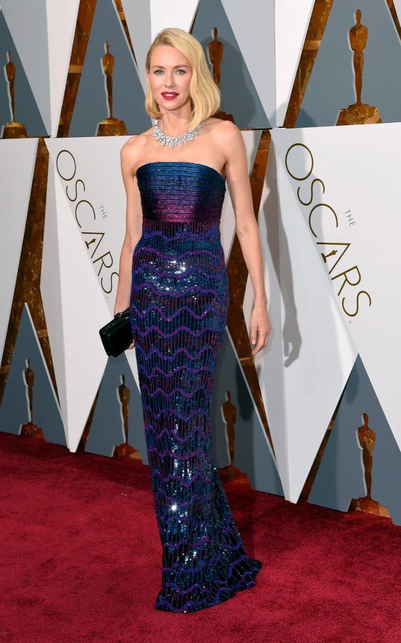 Los trajes de los Oscars 2016