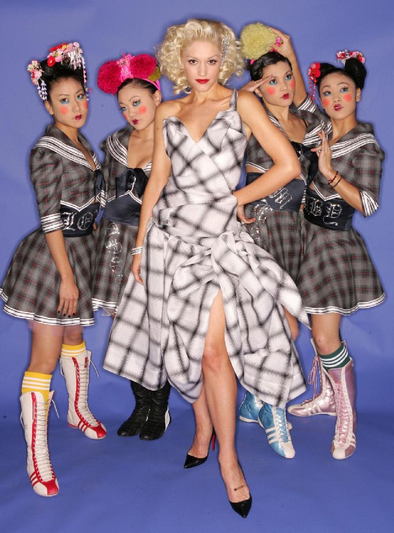 Flashback: La etapa Harajuku de Gwen Stefani