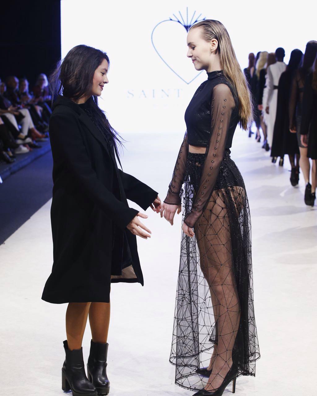 Saint Jesus y su primera colección en Vancouver Fashion Week F/W 2016