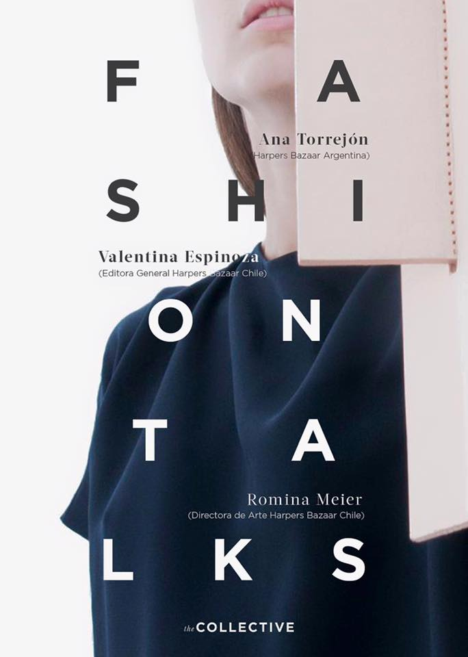 """Fashion Talks"", el seminario sobre moda que se viene en abril"