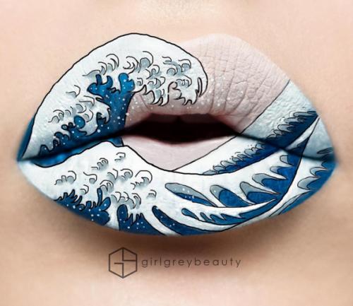 Lipstick Art: La tendencia que se toma las redes y prontamente tus labios