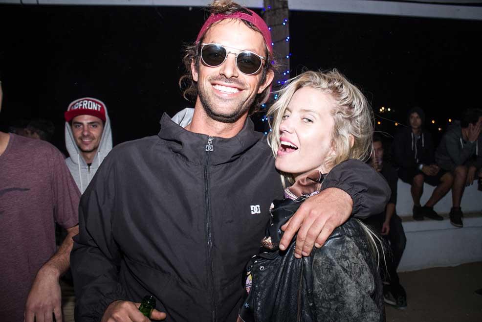 [Fotos Sociales] Fiesta Macarena Dinky & Claire en Viña del Mar #HeinekenLife