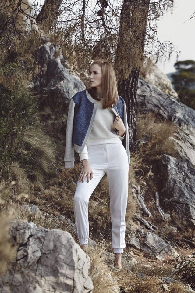 La indumentaria femenina de Emilie Silver
