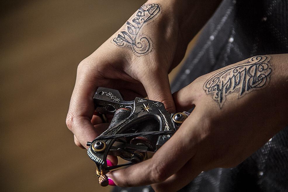 Tiendas de Tattoos en Santiago