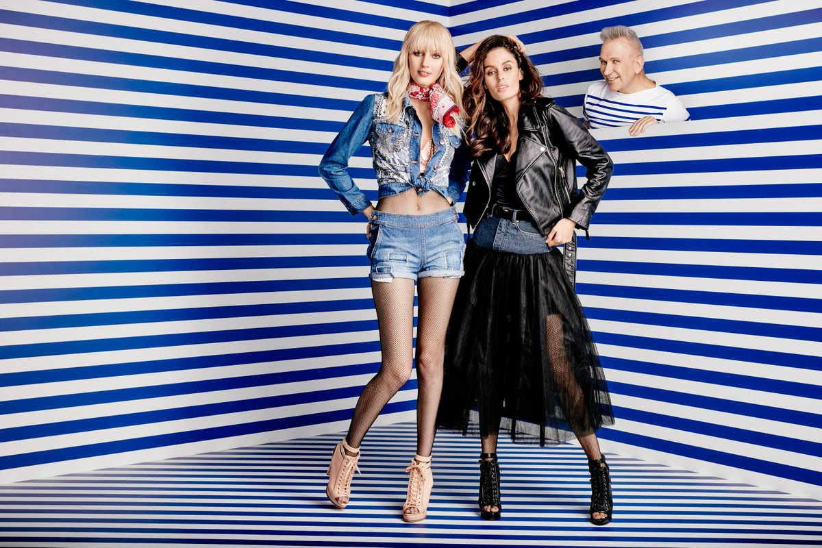 La colección de Jean Paul Gaultier para Target Australia