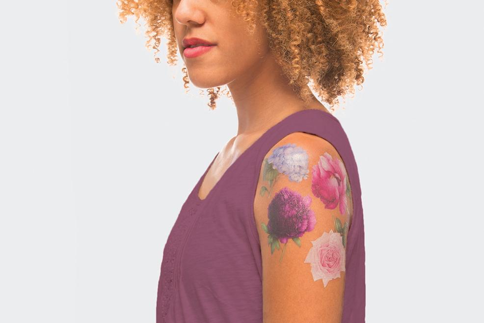 Tattly, tatuajes con aromas que encantan