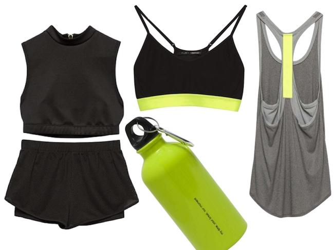 Inditex apunta al sportwear: Se viene Zara Sport