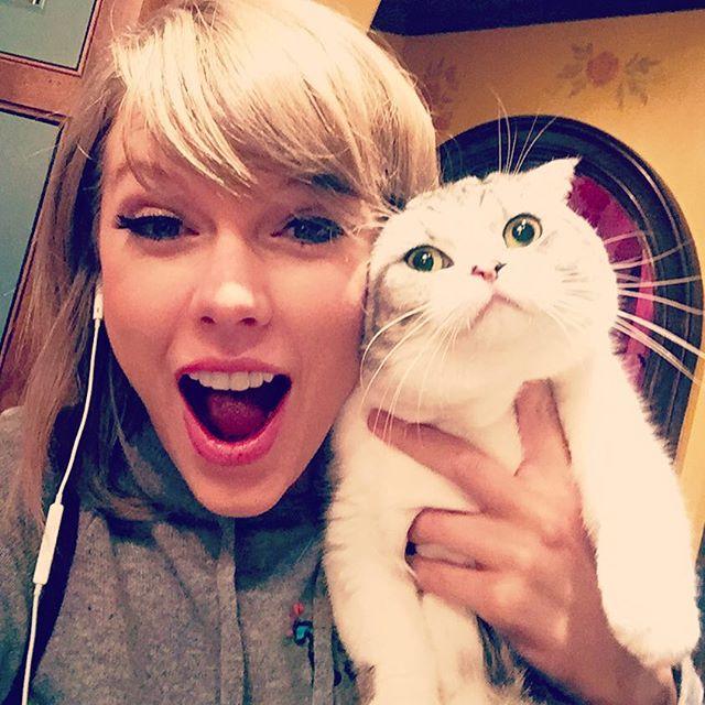 Taylor Swift y Selena Gomez, las reinas de Instagram
