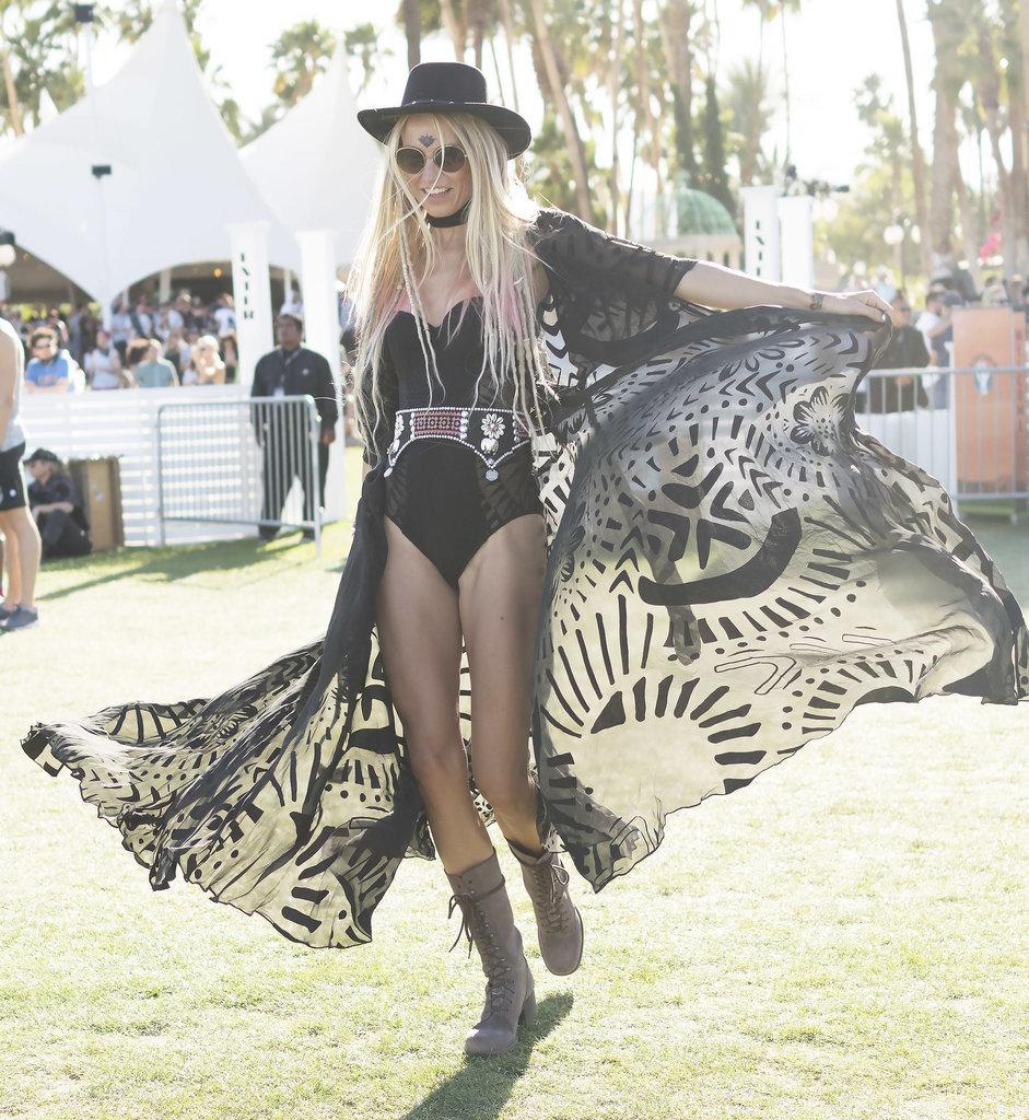 Los mejores looks de Coachella 2016, parte I