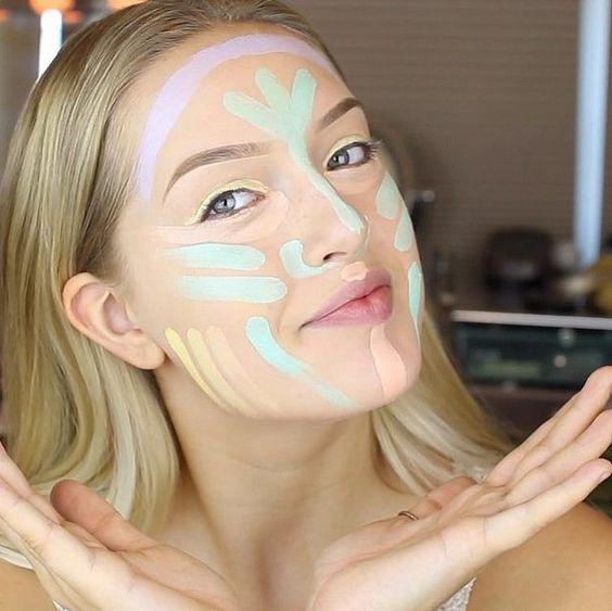 La magia del Color Correcting, la técnica de maquillaje que equilibra los tonos de la piel de tu rostro