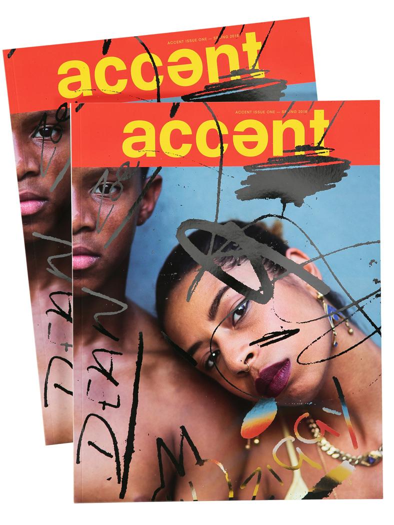 Accent Magazine, una revista cultural que pasó de lo digital al papel