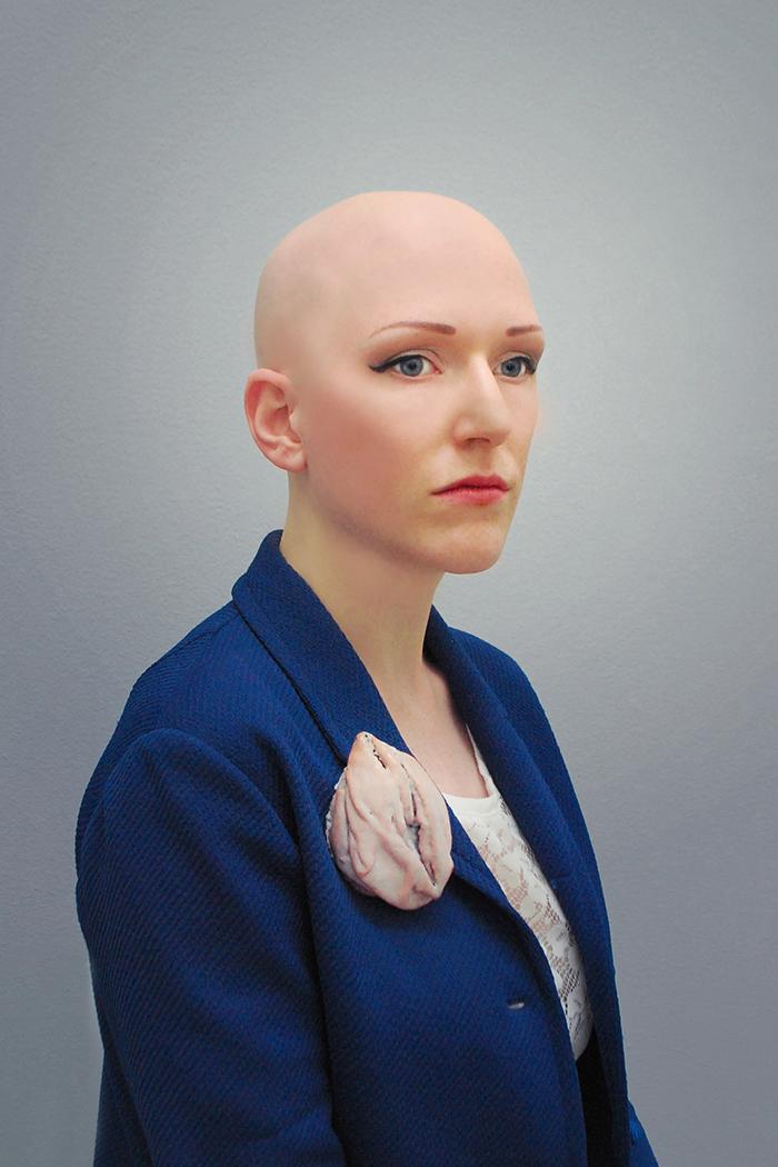 """Entrevista a la orfebre y artista chilena radicada en Estocolmo, Carolina Gimeno: """"La joyería contemporánea es un término muy amplio y ambiguo, pero intención es comunicar ideas que sean producto de una profunda investigación artística"""""""