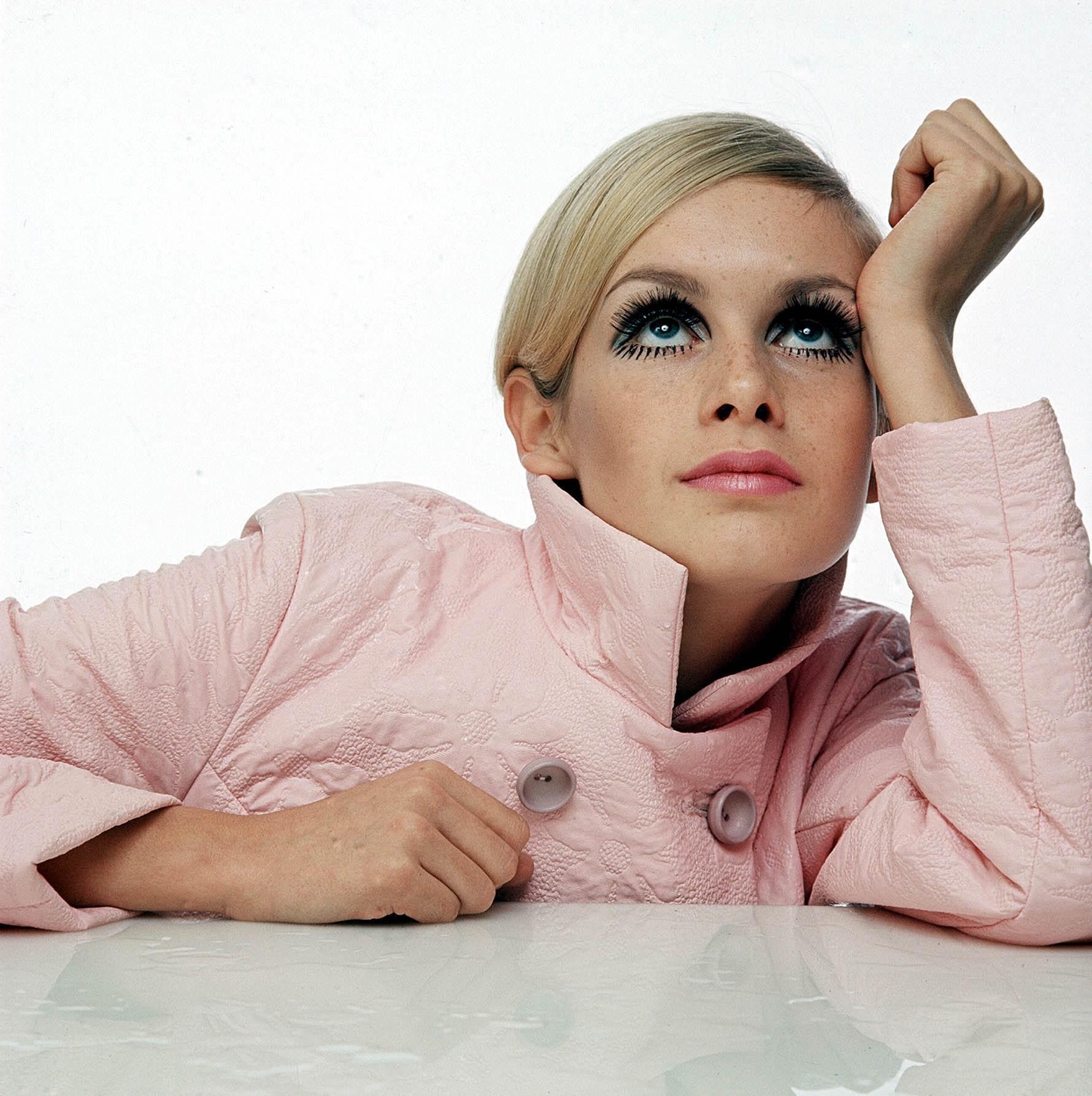 ¿Cómo eran las modelos de los años '60?