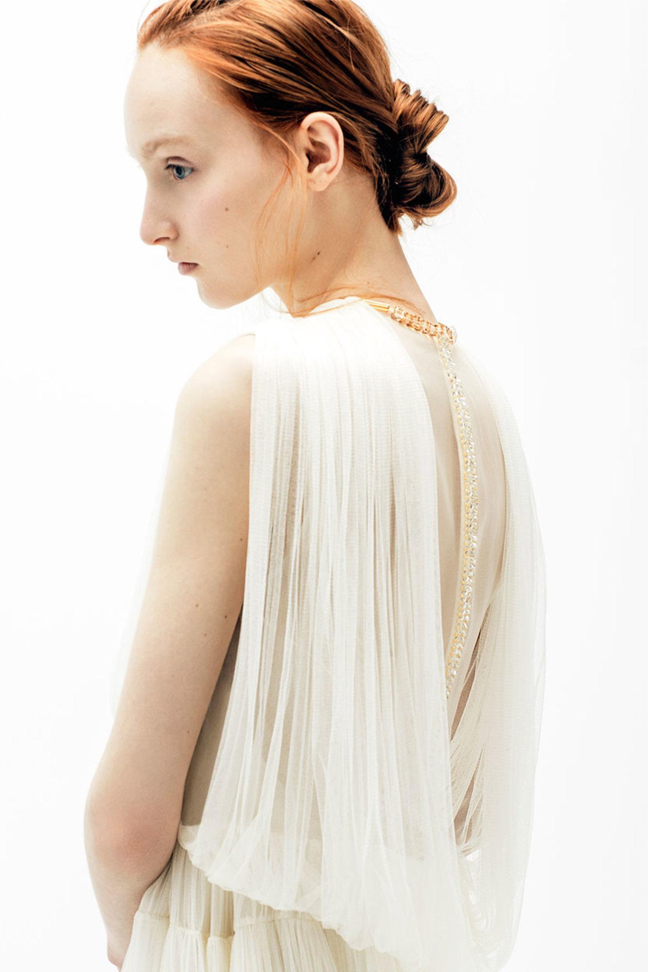 La colección cápsula para novias Delpozo 2016