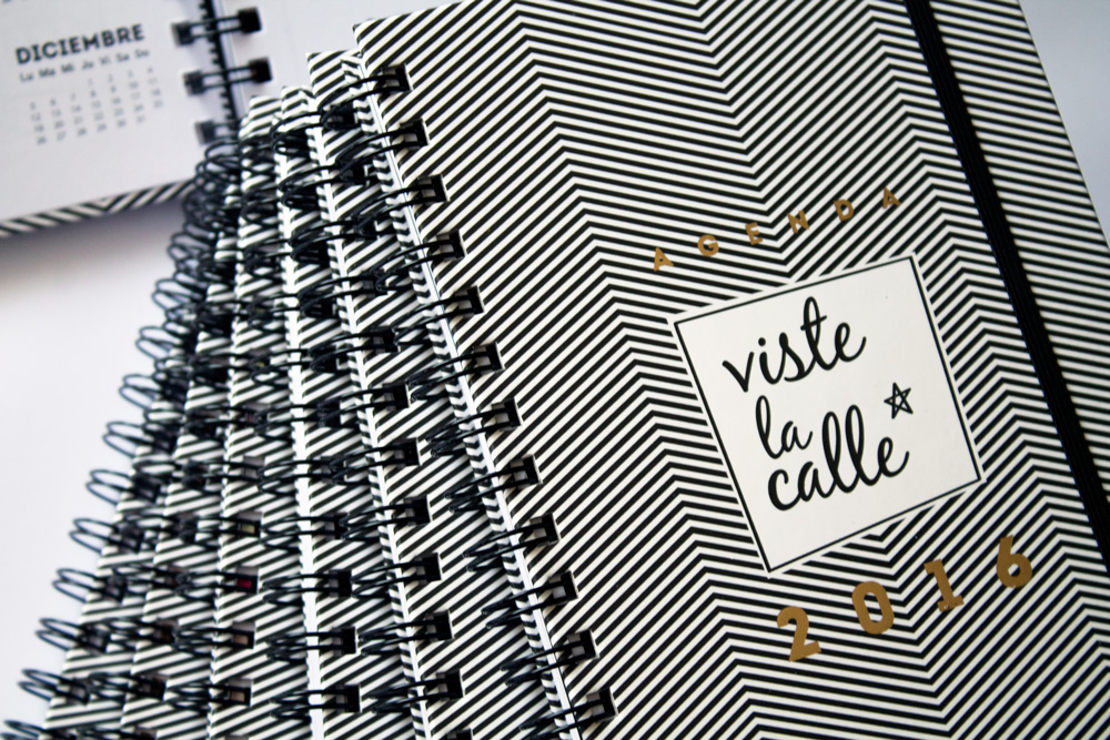 ¡Consigue tu Agenda VisteLaCalle 2016 con 40% de descuento antes que se acaben!