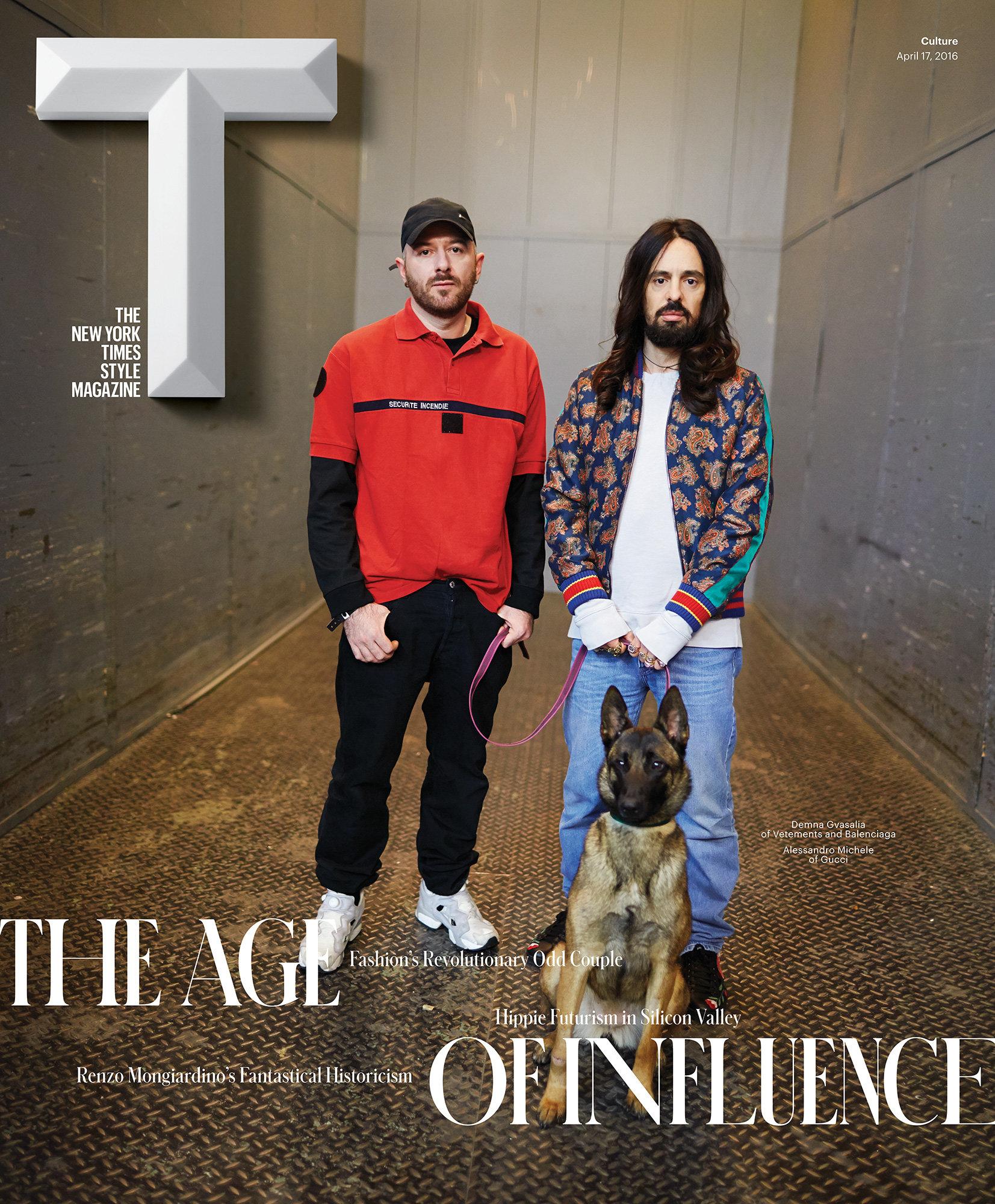 Las portadas de revistas de mayo 2016