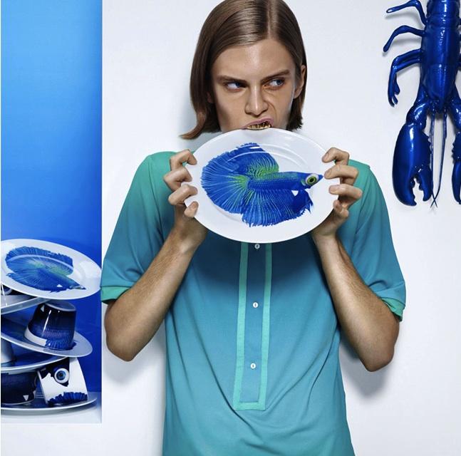 Katie Eary para IKEA, la primera colección de la marca que une moda y objetos
