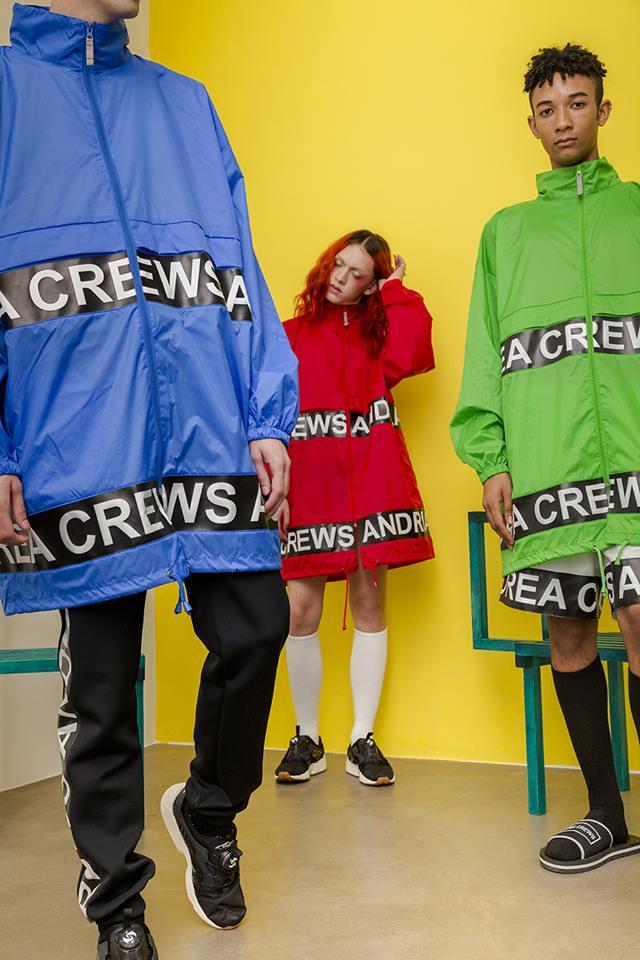 Andrea Crews, un colectivo de propuestas sportwear