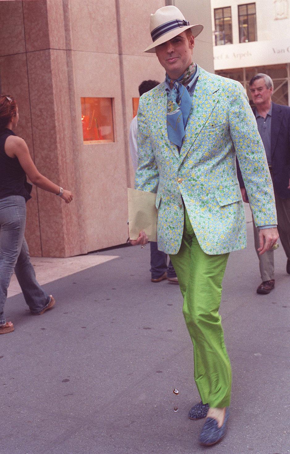 Adiós al street style: Recordando el legado de Bill Cunningham