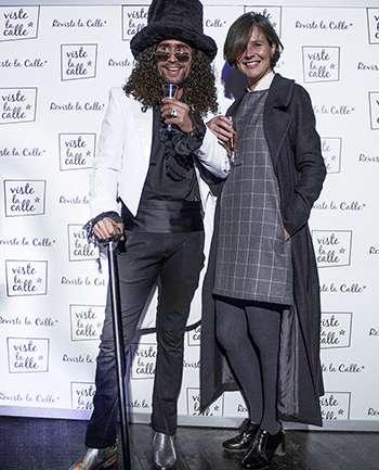 Carlos Calquín y Ana López
