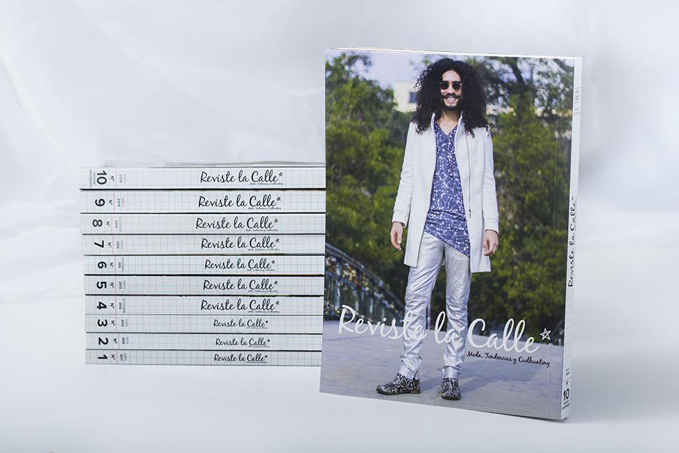 ¡Lanzamiento digital RevisteLaCalle 10, edición aniversario!
