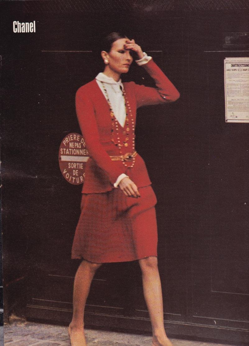 Flashback: Los últimos diseños de Coco Chanel antes de morir