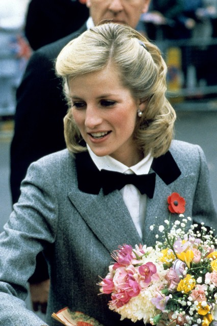 Diana de Gales, elegancia y glamour del siglo XX