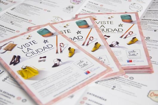 VisteLaCiudad 5, la mejor guía de tiendas de Santiago