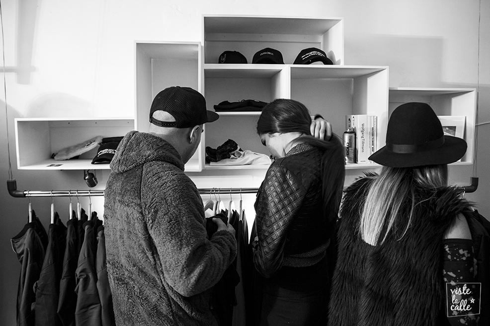 DosLobos y Humoclothing se unen para inaugurar su tienda física