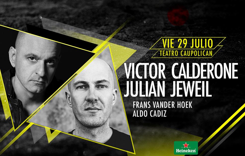 (Cerrado) Concurso #HeinekenLife: ¡Gana entradas para una fiesta techno en el Teatro Caupolican!