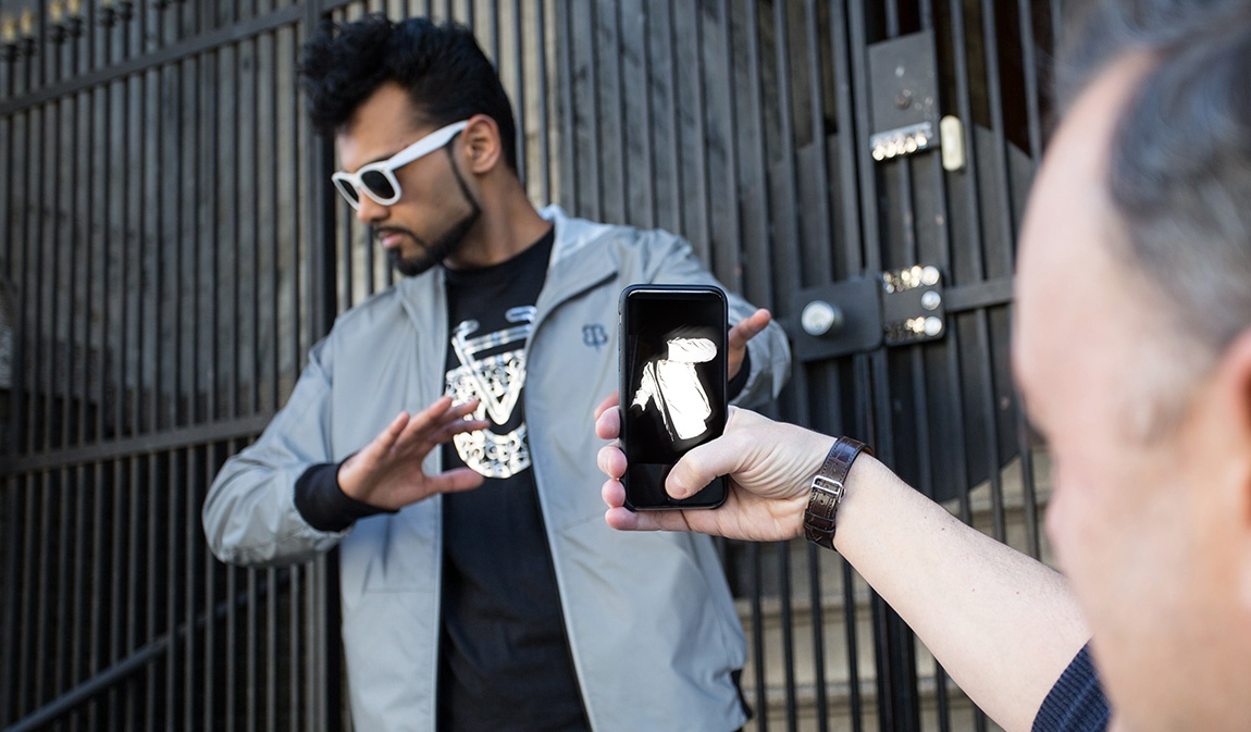 La ropa anti paparazzi ya es una realidad