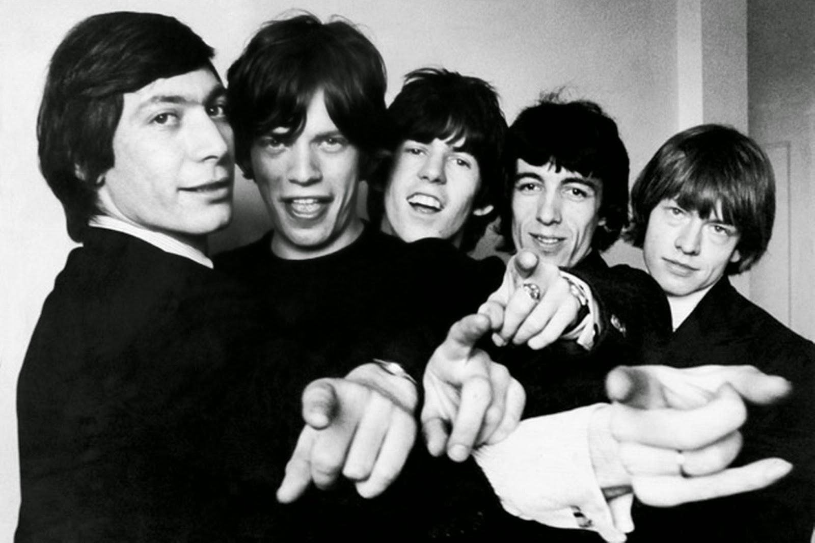5 bandas que influenciaron la moda de los 60