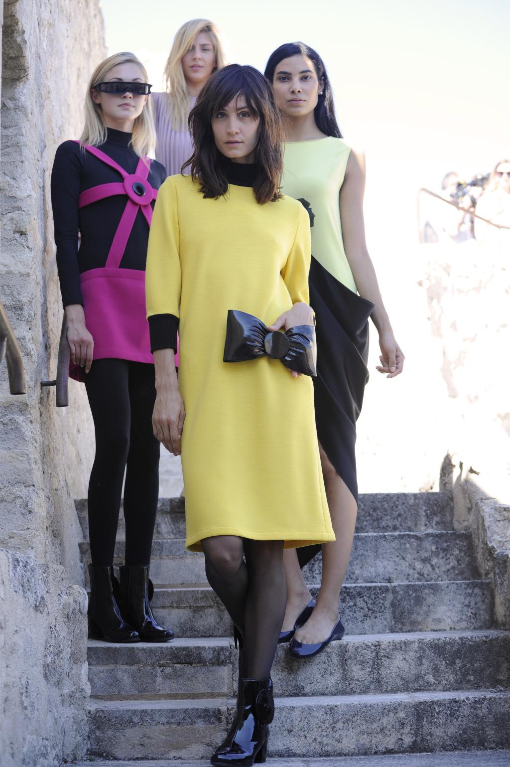 Pierre Cardin Fall Couture 2016, el regreso de la leyenda de la moda