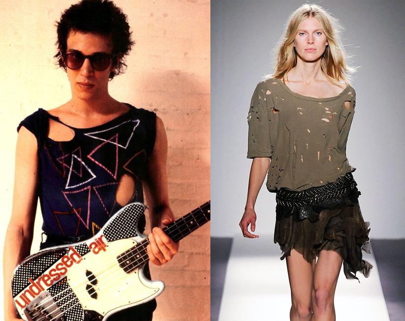 40 años del punk: Los elementos que se masificaron en la moda