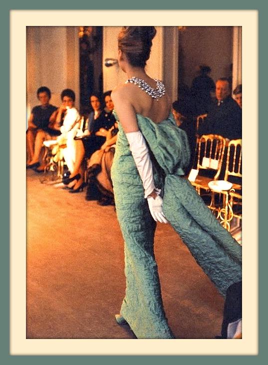 Tom Kublin, el fotógrafo oficial de los diseños de Cristobal Balenciaga