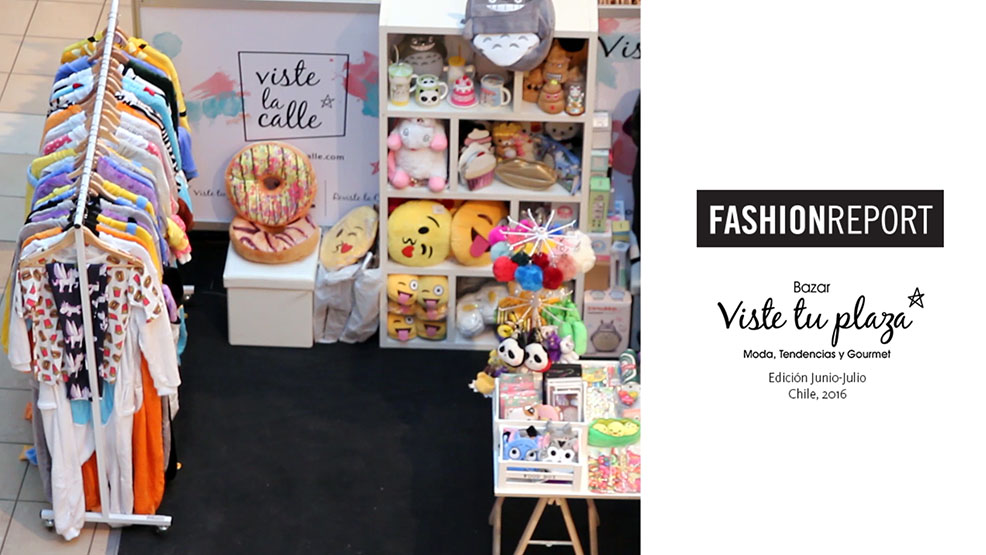 Fashion Report: VisteTuPlaza Mall Plaza Norte