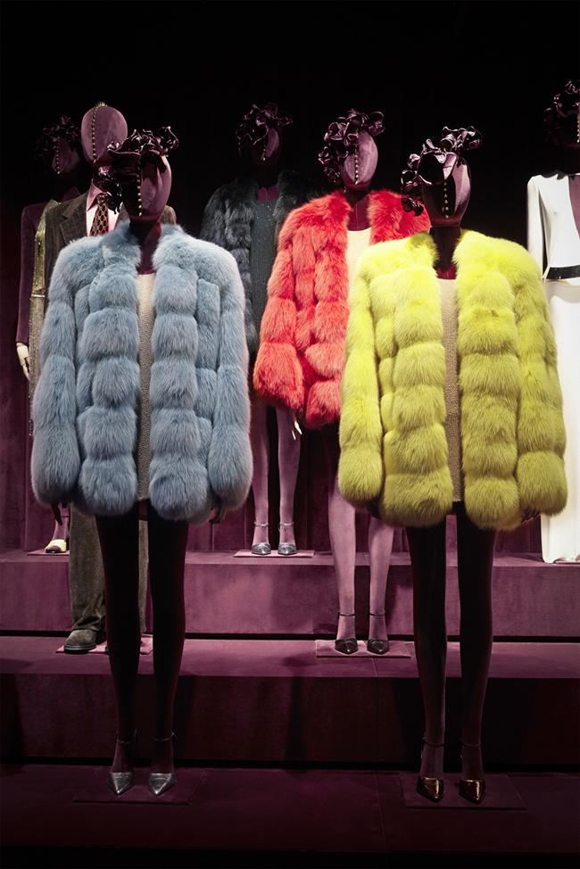 El Museo Gucci rinde homenaje a Tom Ford en dos salas
