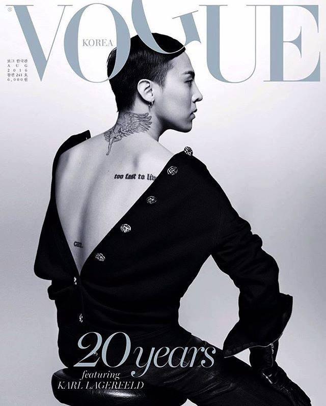 Los 20 años de Vogue Korea: Sus portadas más importantes