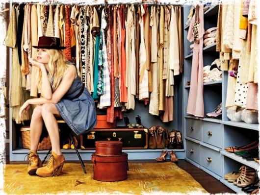 Inspiración: El estilo de Kate Moss en los '90