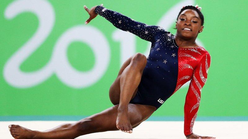 El antes y el después del traje de las gimnastas en los Juegos Olímpicos