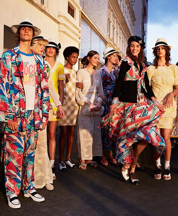 Cuba, la isla de la moda