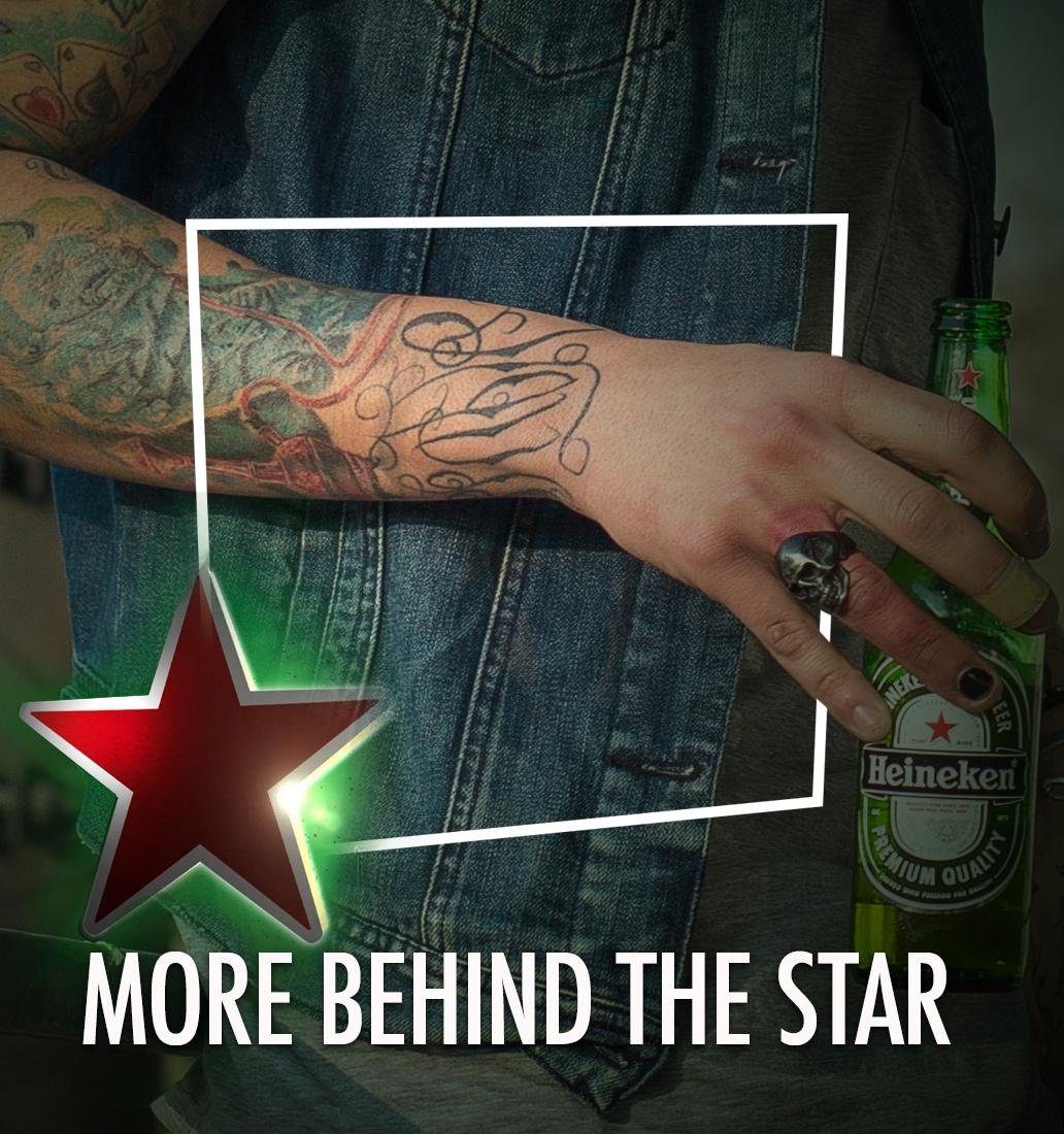 #MoreBehindTheStar: El otro lado de Heineken, Benicio del Toro y otras curiosidades