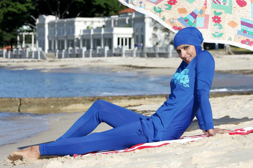"""Todo lo que necesitas saber sobre el controversial traje de baño """"Burkini"""""""