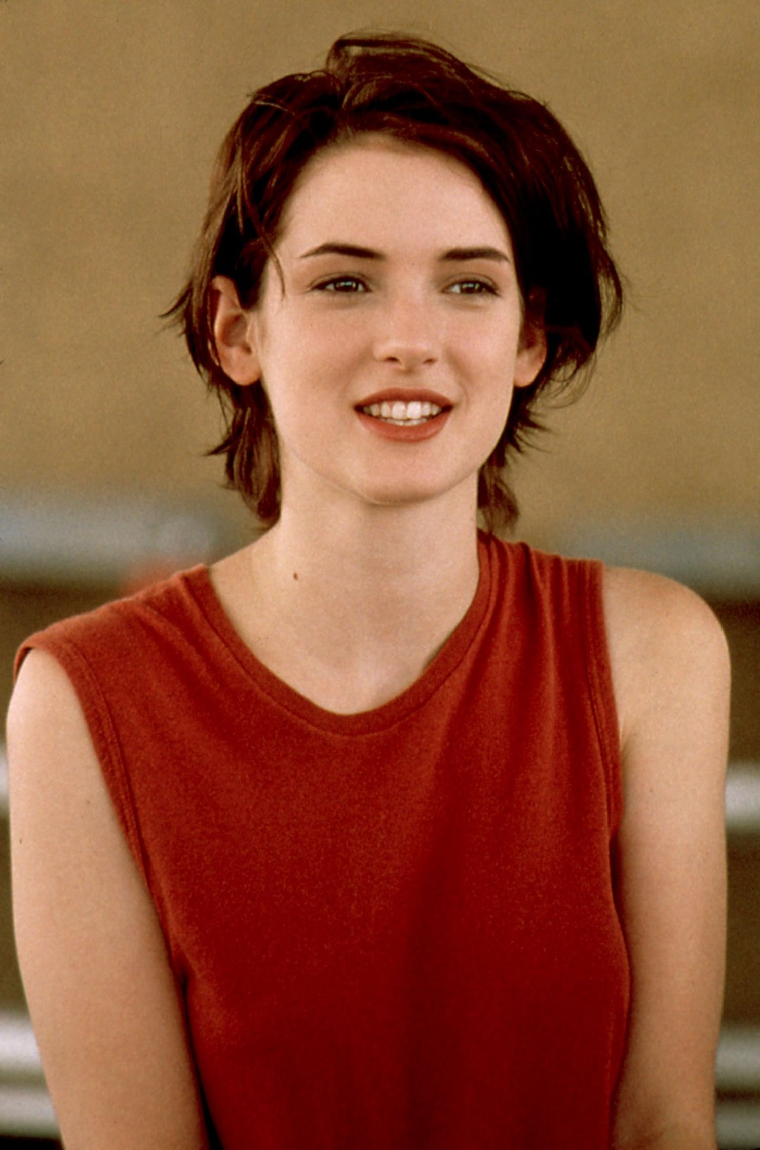 Flashback: Winona Ryder antes de Stranger Things