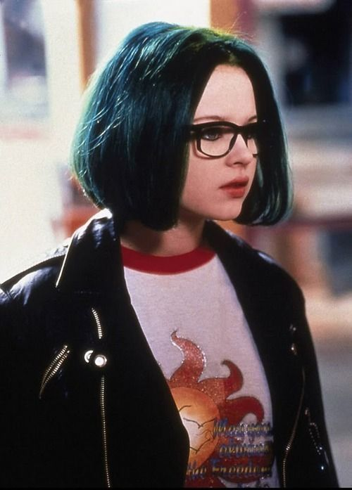 "Personaje favorito: Enid, Thora Birch en ""Ghost World"" (2001)"