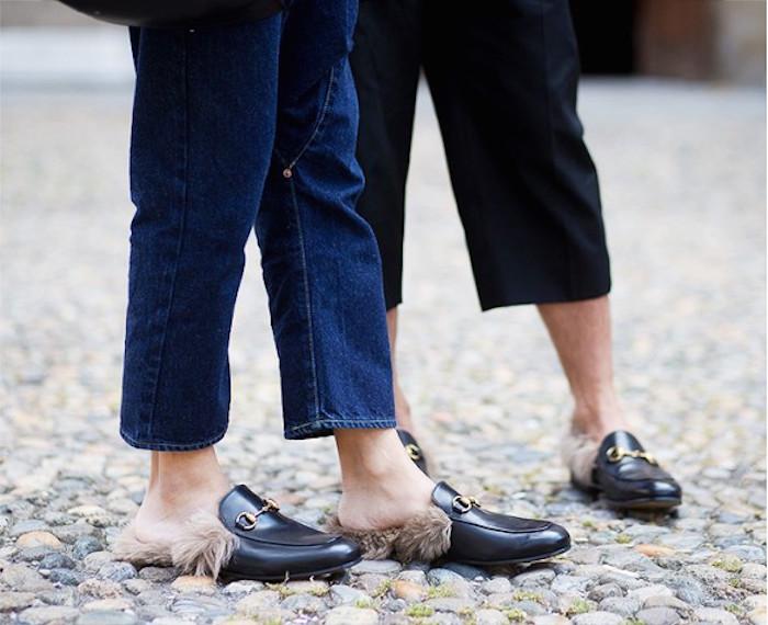 Las singulares tendencias de zapatos que están de moda