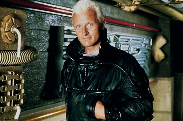 "Personaje favorito: Roy Batty, Ruger Hauer en ""Blade Runner"" (1982)"