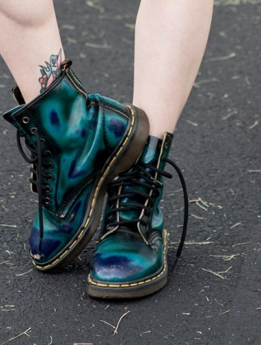Todo lo que debes saber sobre los zapatos Dr. Martens esta primavera