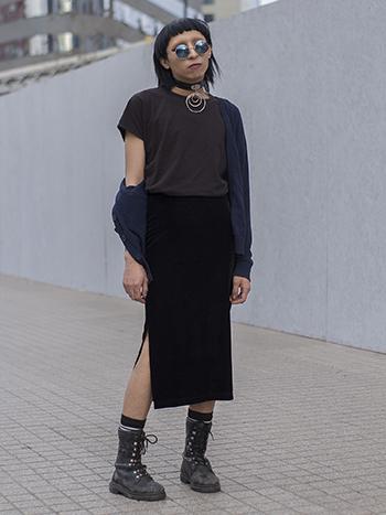 El estilo de Cecilia Matteucci